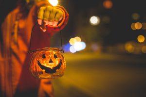 little-girl-holding-halloween-candle-holder-picjumbo-com