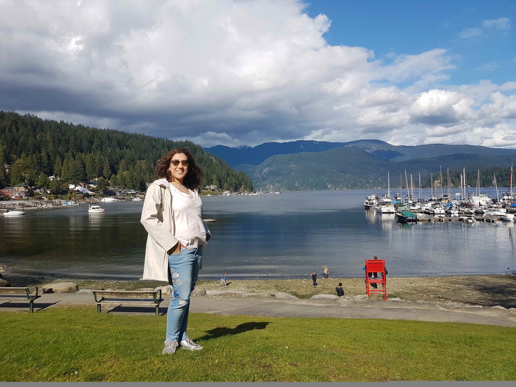 Today's Vancouver Mom Mahnaz